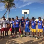 Volunteers Bring Communities Together With Basketball