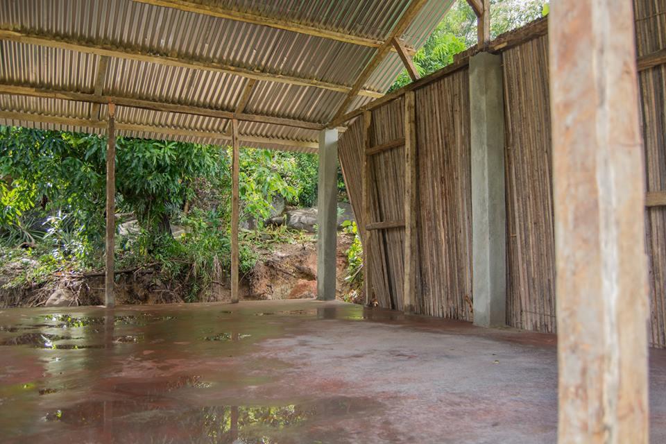 Community Volunteers Build A School