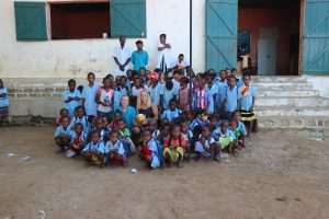 Volunteer Raises Money for Community Sports