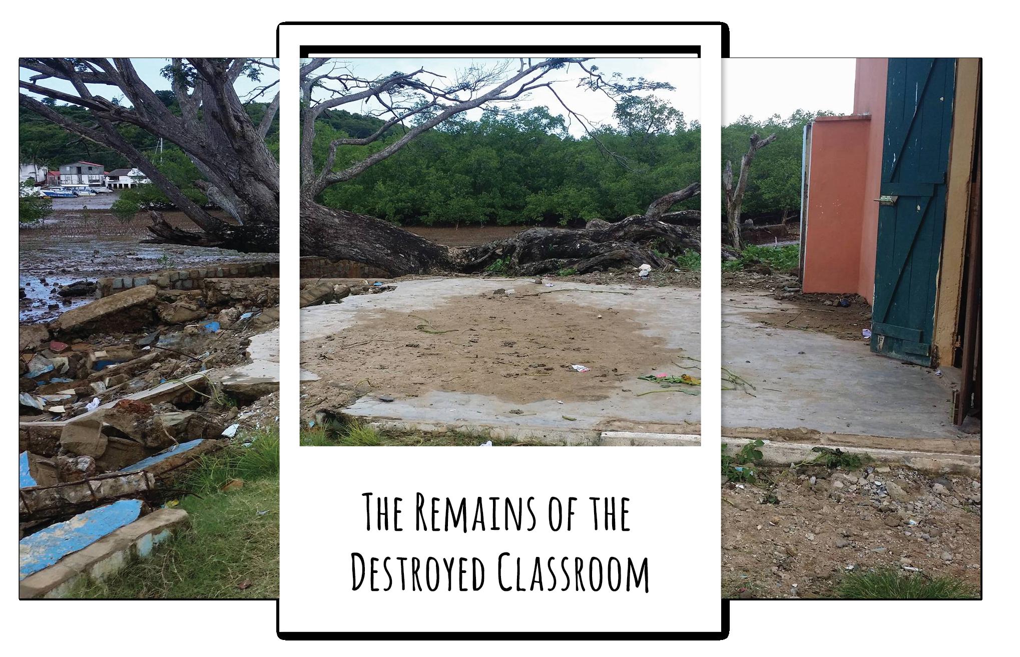 MRCI Marudoko School Rebuild 1