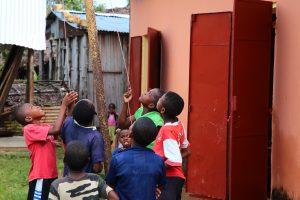 Maradouko School Opening MRCI